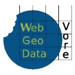 WebGeoDataVore : cartographie en ligne côté serveur