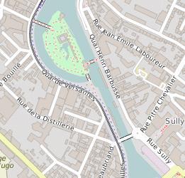 Imprimer une carte OpenStreetMap de qualité avec QGIS