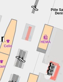 Collecte de photos 360° pour la cartographie des gares